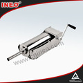 10L Manual Stainless Steel Horizontal Sausage Making Equipment(INEO is professional on commercial kitchen project)