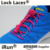 Customized Multi Colors Lock Elastic Lazy Shoe Laces~No Tie Round Elastic Laces Locking Shoelaces~Over 50 colors~Amazon Supplier