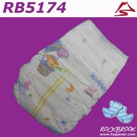 Hot Sale High Quality Competitive Price Disposable Diaper Israel Manufacturer from China
