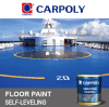 Carpoly High Performance Self-Leveling Epoxy Floor Paint, B6700 Epoxy floor coating