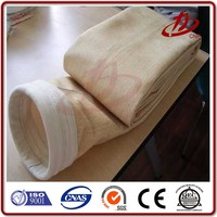 Nomex Filter Bag / Needle Felt for Asphalt Filter