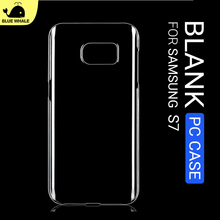 Custom Phone Cases For Galaxy S7, For Hard Samsung S7 Sublimation Case, For Protective Galaxy S7 Case Phone