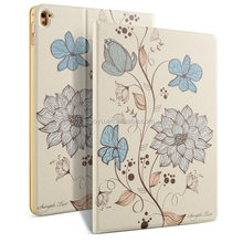 High quality Eco-friendly 360 protective PU Leather Flip Cover Case for ipad Pro9.7
