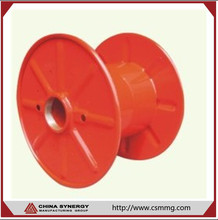 Iron steel cable drum/bobbin/reel for cable manufacture