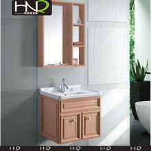 HNQ 800cm Classic aluminium commercial bathroom sink vanity for hotel