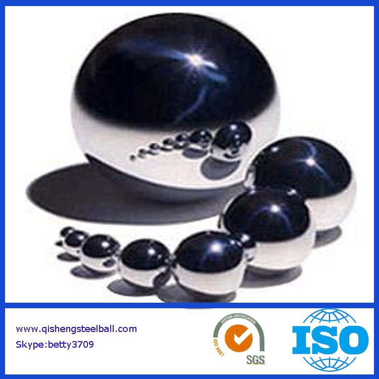 Ex-stock Stainless Steel Ball SUS 304 Stainless Steel Sphere G200 6.35mm 6.5mm 7mm 7.144mm