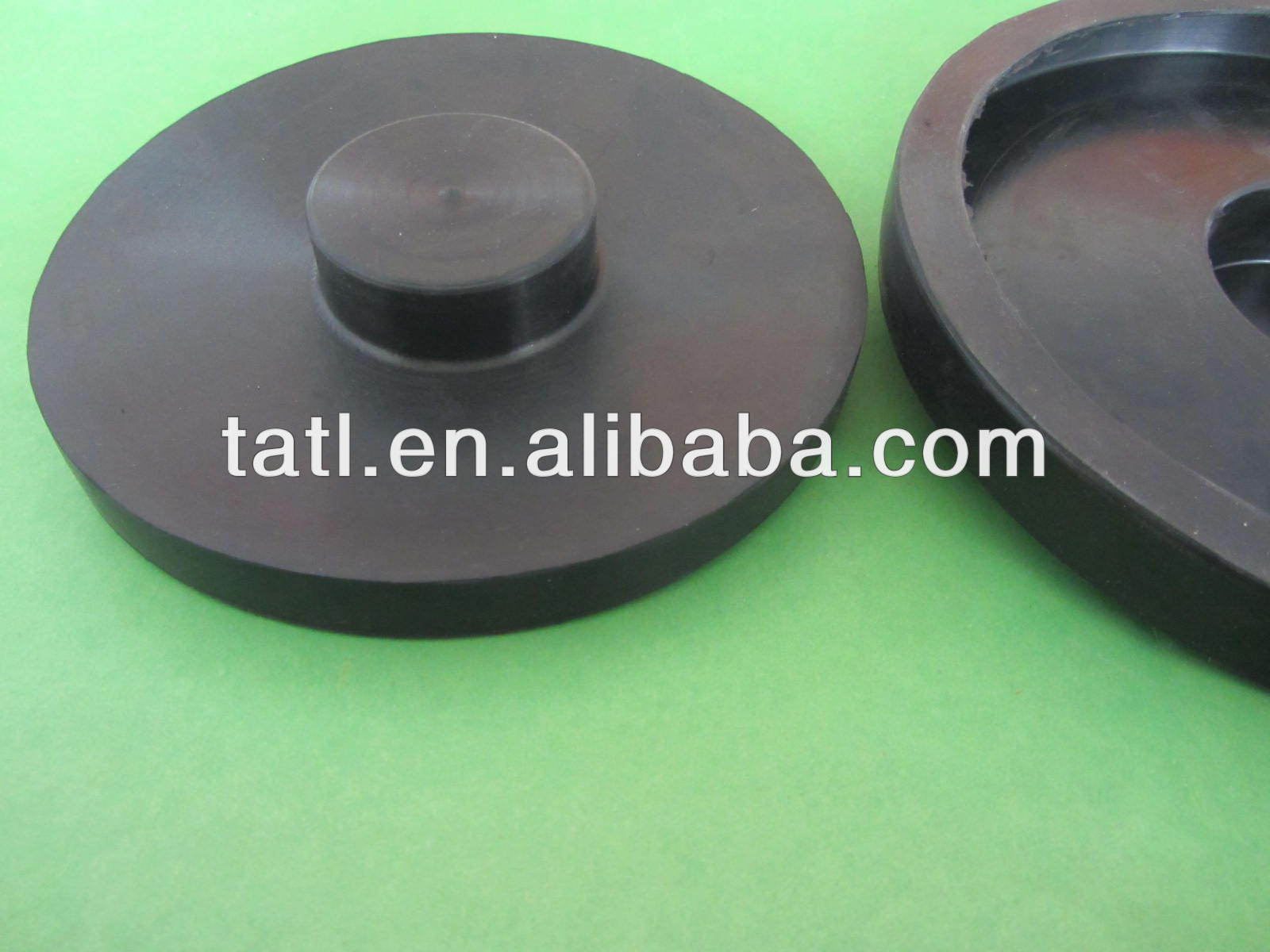 Custom Rubber Cover Rubber Cap components
