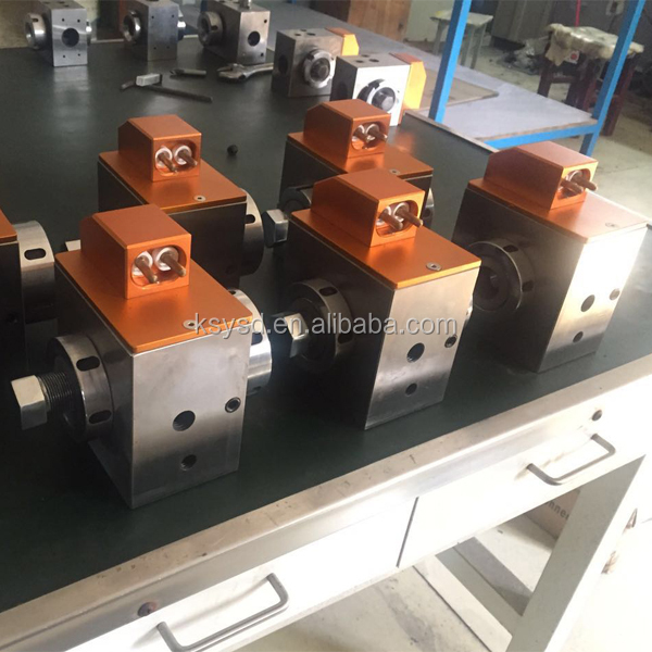 U7 fixed centering insulated wire/cable extrusion crosshead for PVC extruder