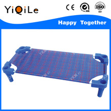 Safety daycare babies products plastic bed baby bed cot