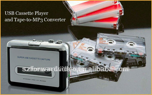 Classic Mini walkman player cassette tape to cd MP3 USB cassette converter ezcap218