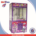 "2015 42"" Dolly Fun Coin Operated Crane Game Machine, Gift Toy Vending Machine(NF-P18)"