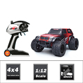 2016 Latest product 1/12 4wd gas on road rc car for sale