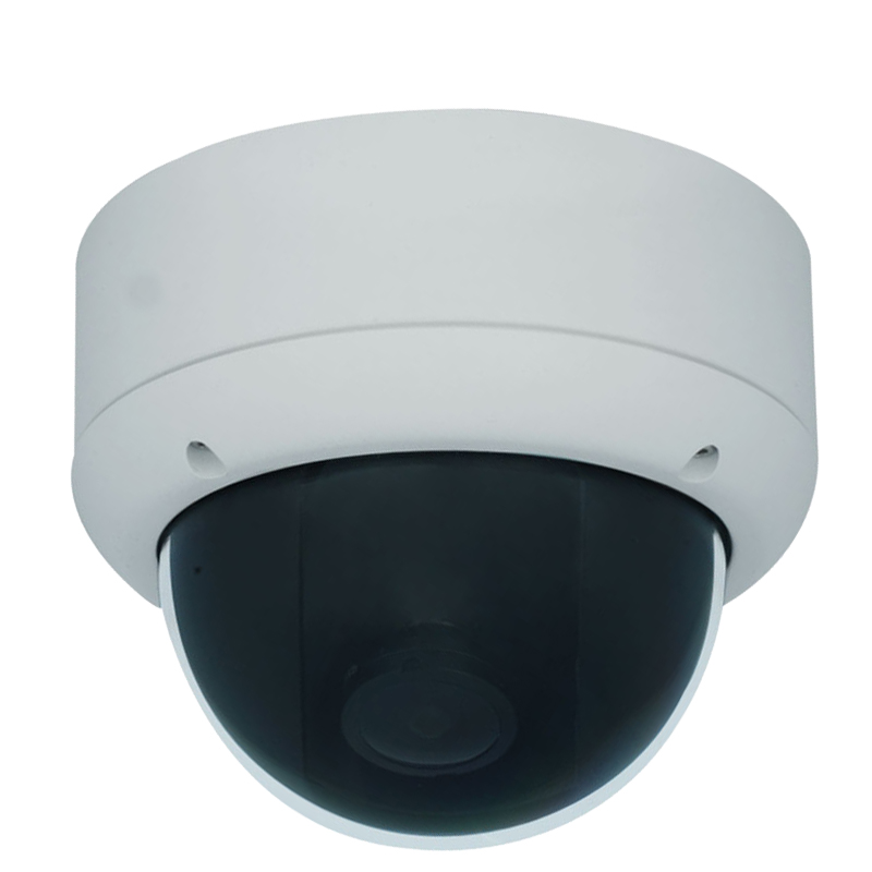 H.264 Sony IMX291 Indoor 1080P Starlight Dome IP Camera
