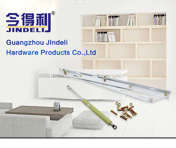 100n pneumatic piston cylinder cabinet support adjustable cross reference bed storage master lift gas spring for wall bed