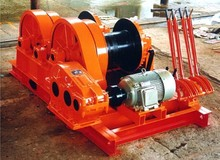 Jm Model Electric Slow Speed 20000lbs Winch for Crane