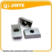 Carbide blank pcd pad