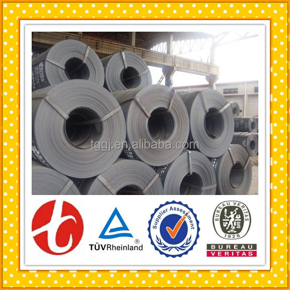 SS400 8mm hot rolled steel coil