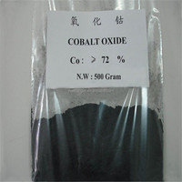 Industry grade powder Co2O3 Cobalt Oxide Price per 1,000kgs lcl shipment