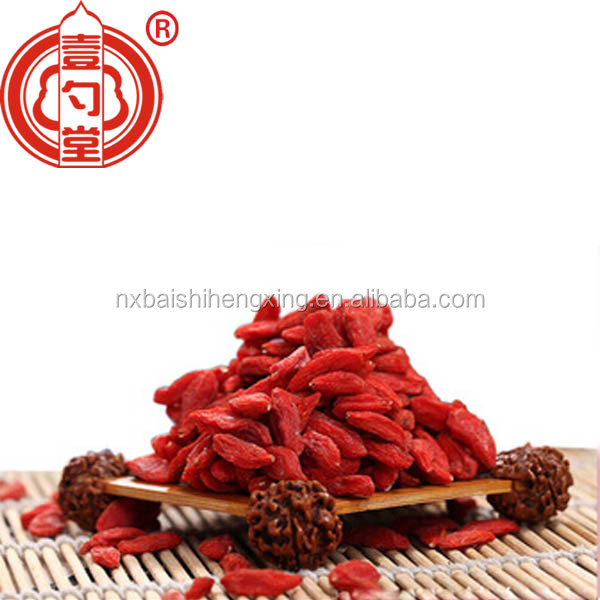 Gnc de goji dried goji berries