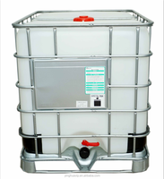 Steel Caged IBC Tank For Bulk