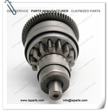 Starter motor clutch gear for GY6 50cc engine parts