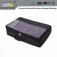 Travel organizer eco-friendly travel bag parts