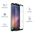 2018 New Mobile phone accessories 0.3mm 9h tempered glass screen protector for galaxy s9
