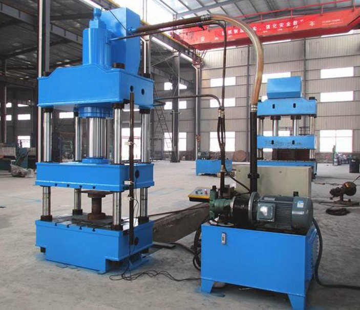 315ton Hydraulic Power Press,4 column hydraulic press machine,metal forging and stamping hyraulic press machine