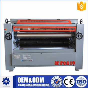 Double side gluing machine for Retailer
