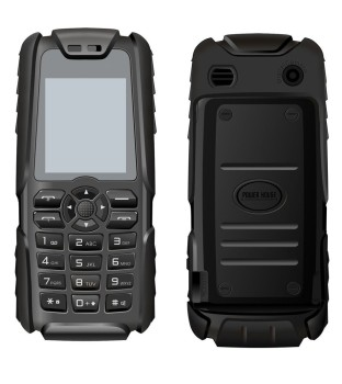 Cheapest 1.77 inch Rugged feature phone with rugged case phone