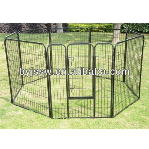Decorative Wire Mesh Dog Fence