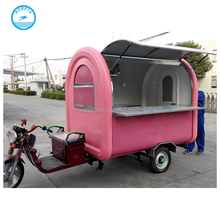 Three Wheels Electric Cargo Bike/Tricycle Food Cart/Tricycle Ice Cream Cart