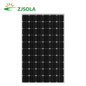 high quality mono 24v photovoltaic 260w solar panel