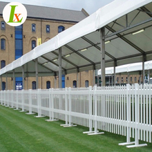 Authentic Supplier PVC Material Movable Fence Post