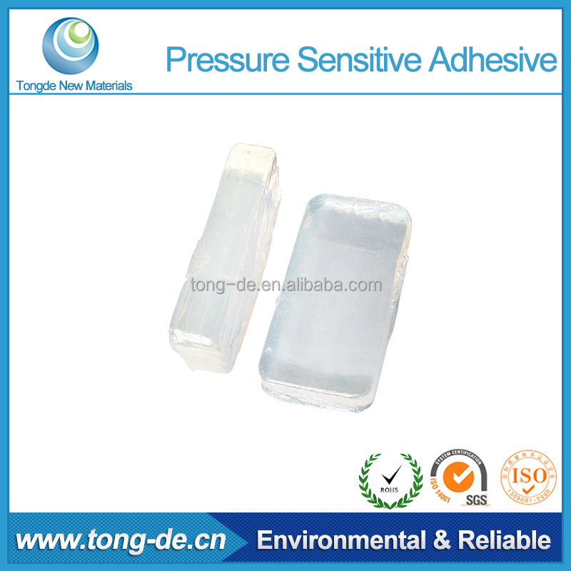 Tongde factory wholesale good wetting medical tapes Adhesive Glue