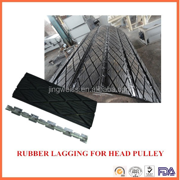 ceramic pulley lagging,conveyor bend pulley,lagging steam insulation pipe
