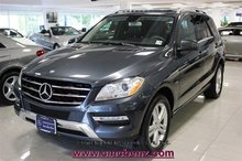 Used 2012 Mercedes-Benz ML350 4MATIC 3.5L(LHD)