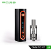 Free sample 2016 newest products box mod Saturn 50W with Smiss sub ohm tank kits Automatically Matching Working Mode