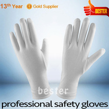Bottom price hot selling wrinkle latex coated cotton glove