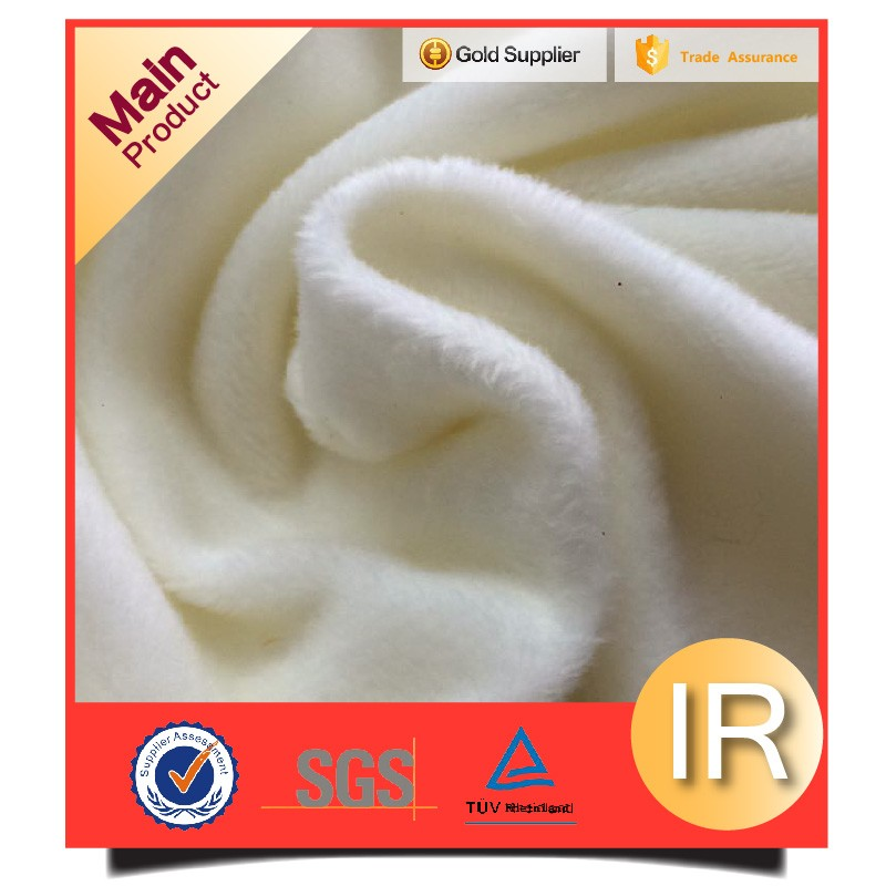 soft velboa cutting printing flower fabric for cushion