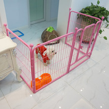 strong metal steel wire pet small animals playpen for dogs