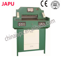 office & school china supplier electric paper die cutting machine