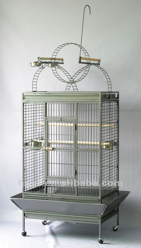 TB-178, large metal Parrot / bird cage, high quality