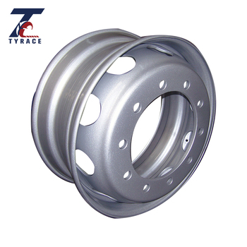 china quality wheel TUV approved 9.00x22.5 steel truck wheel rims for tire 315/80R22.5