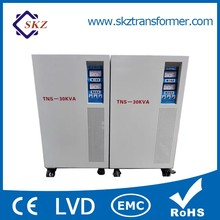 Best Price Shenzhen AC 110V Three Phase Voltage Stabilizer 10 KVA