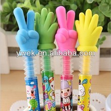 finger pen,gesture finger pen ,finger pen ,TPE ball pen