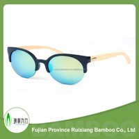 Bamboo Wooden New Design Custom Sunglasses