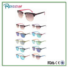 wholesale unisex fashion sunglasses with REVO coating lens