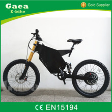 Gaea long run distance eec approval electric bicycle mountain bike/3000W big power with king meter display