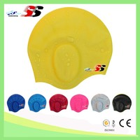 college swim caps, funny swim cap, water sport product novelties goods from china